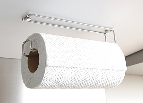 Simplicity Paper Towel - Plew Plew stainless steel KITCHEN PAPER ROLL holder