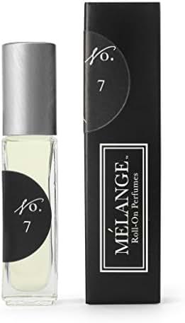 Melange Iris & Peony Roll On Perfume .25 ounces