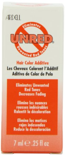 Ardell Hair Color Bottle, Unred, 0.25 ()