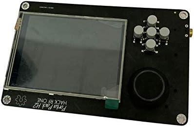 3.2 Inch Press LCD 1500MAh Battery 0.5Ppm GPS TXCO Kuinayouyi PORTAPACK H2 for ONE SDR