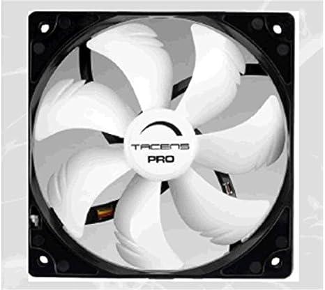 Tacens Spiro Ice - Ventilador 12X12 8Db Ultra Silencioso con Led ...