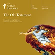 The Old Testament Lecture by The Great Courses Narrated by Professor Amy-Jill Levine Ph.D. Duke University