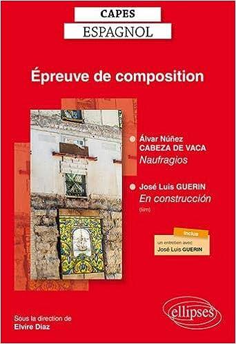 Composition du CAPES Espagnol 2020