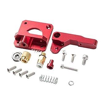 Actualice las piezas de la impresora 3D Metal MK8 Extrusora ...