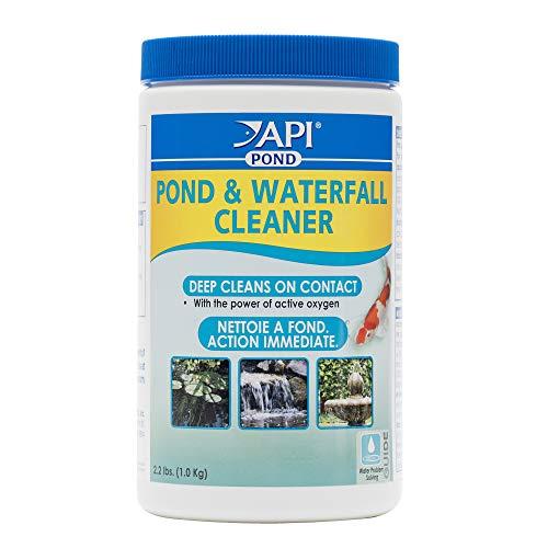 pond rock cleaner