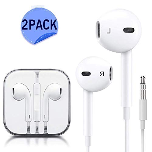 Gaea Headphones Headset Earbuds With Hd Sound With Bass Earphones Compatible Apple Iphone 6s 6 Plus 5s 5c 5 4s Se Ipad Ipod And All 3 5mm Earbuds Devices Buy Online In Bermuda At Bermuda Desertcart Com Productid 92118835