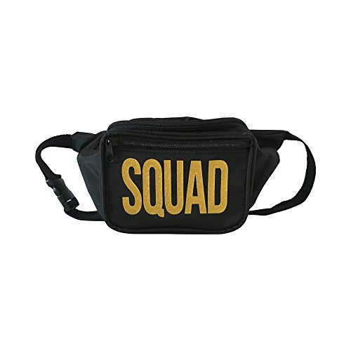Bachelorette Box Bachelorette Party Bride Squad Fanny Packs (Squad)