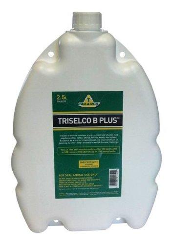Trilanco Triselco B Plus Horse, Cattle & Sheep Fertility Supplement x Size  2.5 Lt