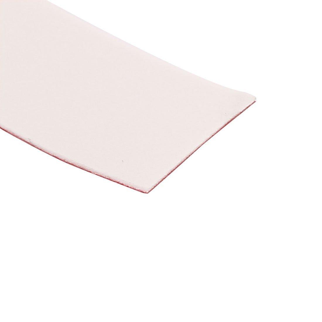 eDealMax 2pcs 25mm x 1mm Blanca Doble cara auto-adhesivo de espuma de la esponja de Cinta DE 10 millones de coches Longitud: Amazon.com: Industrial & ...