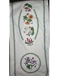Portmeirion Exotic Botanic Garden Cloth Table Runner 72 Inches