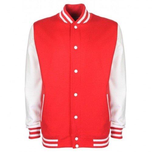 Rojo Fdm blanco Homme Veste Fuego ZEwz0E