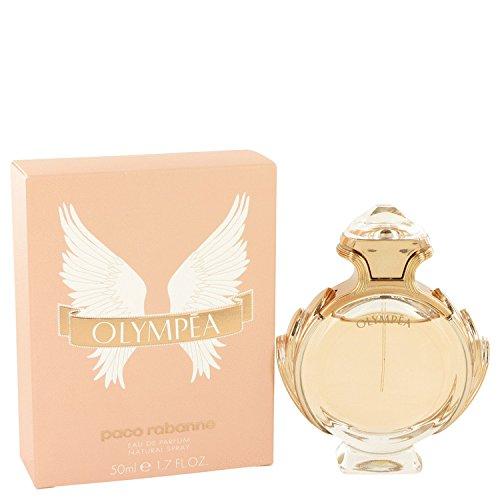 Olympea Eau de Parfum for Women by Paco Rabanne - New Fragrance Launched 2015 (1.7 ounces / 50ml) ()
