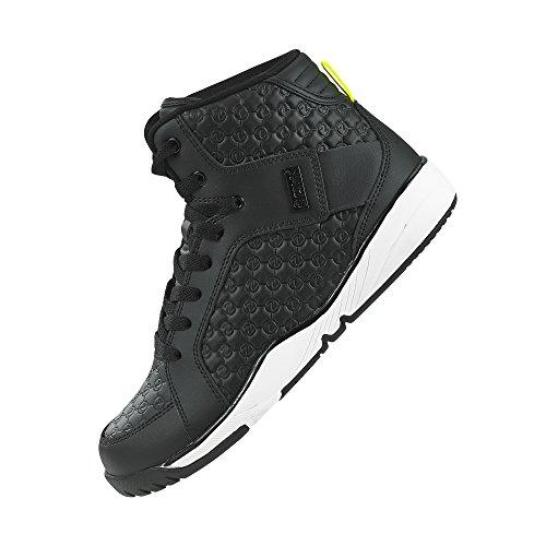 Zumba Women's Street Boss Fashion Dance Shoe with High Impact Support, Basic Black, 5 Regular US