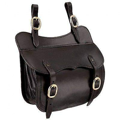 Australian Saddles And Tack - Australian Outrider Collection Saddle Pocket