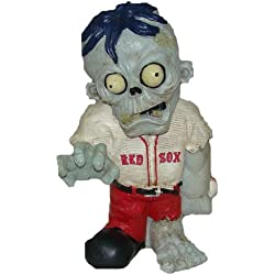 MLB Boston Red Sox 2013 World Series Champions Resin Zombie Figurine, Red