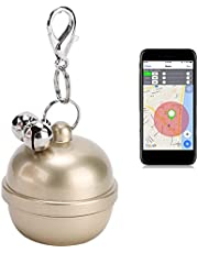 Mini Smart GPS Anti-Lost Locator Portable Anti-Lost Alarm Anti‑Lost GPS Locator Smart Portable Pet BeII WIFl Device for Children Dog Cat IP67