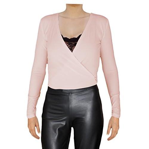 low-cost Ooh la la Women's Jersey Knit or Stretch Velvet Long Sleeve