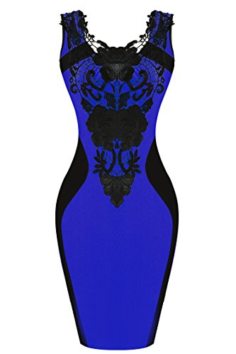 Zeagoo Sleeveless Bodycon Evening Cocktail product image