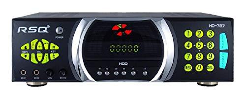 RSQ HD-787 CD+G, DVD, VCD, NEO+G Karaoke Player (No Hardrive)