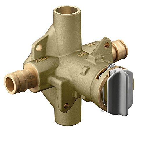 Moen FP62365 M PACT PEX Tub and Shower Pressure Balance Valve less Volume Control