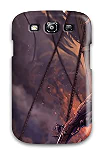 High Grade Donald P Reed Flexible Tpu Case For Galaxy S3 - Age Of Pirates Caribbean Tales