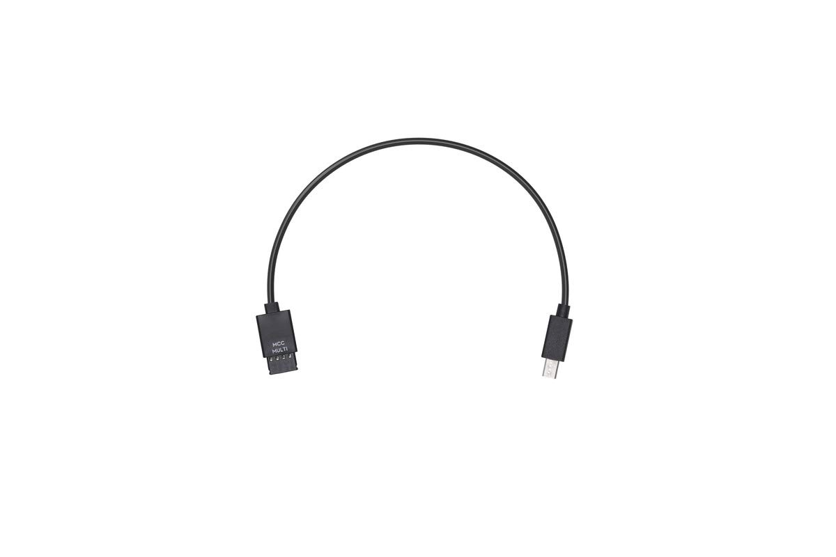 DJI Ronin-S Part 13 Multi-Camera Control Cable (Multi)
