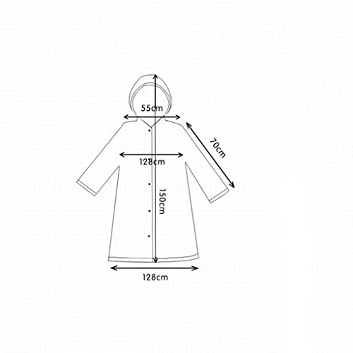 Et Piku Imperméable D Vêtements Hommes Épais Imperméables Adulte Respirant Portable Extérieur Escalade Couleur Femmes Poncho C qXTwxT8aU5