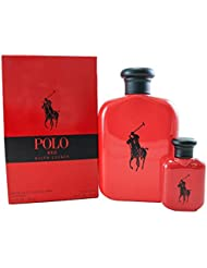 Ralph Lauren Polo Red 2 Piece Gift Set