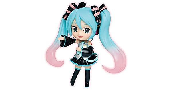 Amazon.com: Hatsune Miku Doll Crystal@Figure Project Diva ...