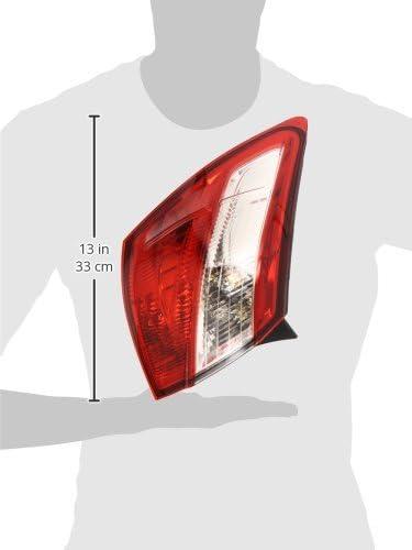 VAN WEZEL 3389921 Lampe arri/ère