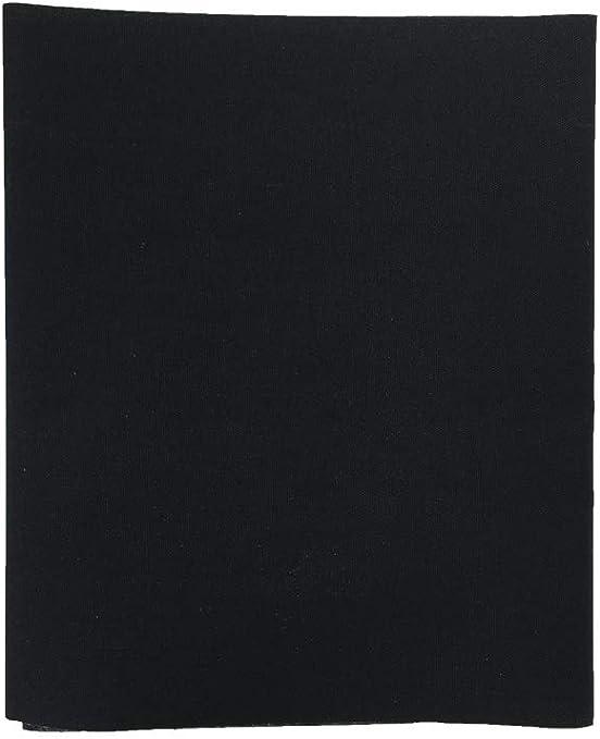 1 Parche de tela reparadora para pantalón. 40X12 cms (1. Negro) TR-1: Amazon.es: Hogar