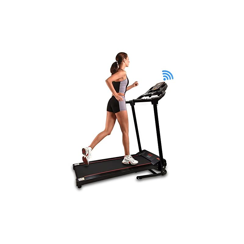 SereneLife Smart Digital Folding Exercis