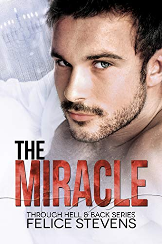The Miracle: A Contemporary Gay Hanukkah Story (Through Hell and Back Book 4) by [Stevens, Felice]