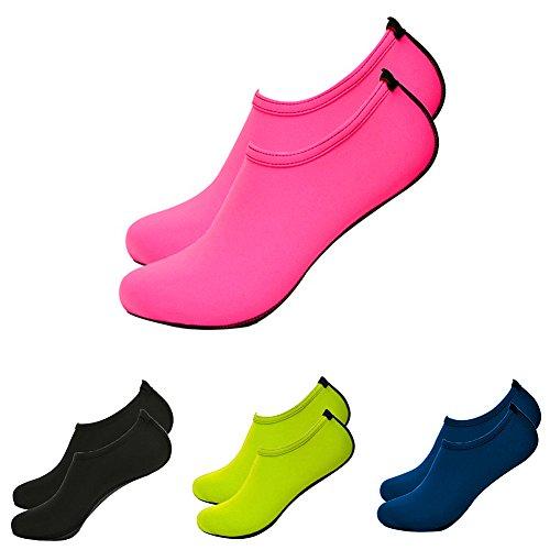 Zomer Outdoor Strandduiken Water Sportschoenen Sandalen Schoenen Blootsvoets Sokken Schoenen Marine Blauw