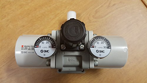 Smc Air Pressure Regulator - SMC VBA10A-02 booster regulator 1/4