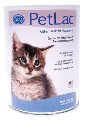 PetLac Milk Powder for Kittens, 10 5 Oz