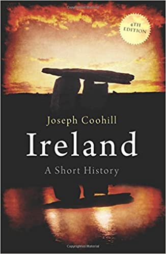 Amazon ireland a short history short histories amazon ireland a short history short histories 9781780743844 joseph coohill books fandeluxe Choice Image