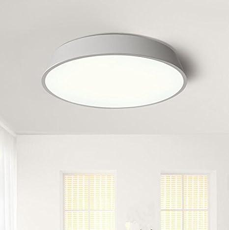 lyxg toque minimalista - Lámpara LED de techo redondas ...