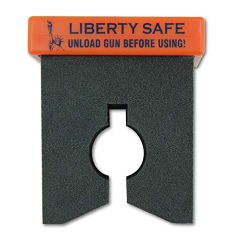 Liberty Safe Magnet Gun Caddy (2 Pack) - Flexible, Anti-Scratch, Magnetic Gun Holder