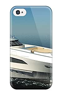 Perfect Luxury House And Car Case Cover Skin For Iphone 4/4s Phone Case by Maris's Diary