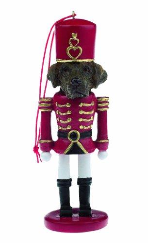 E&S Pets 35358-22 Soldier Dogs - Dog Nutcracker