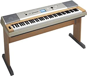 Yamaha YPG635 88-Key Weighted Portable Grand