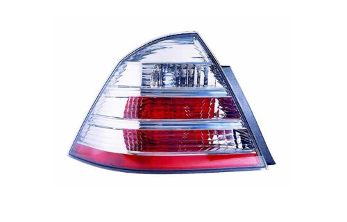 Ford Taurus Driver Side Replacement Tail Light