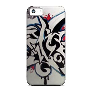 BeverlyVargo Slim Fit Protector Hkp35875egJw Shock Absorbent Bumper Cases For Iphone 5c