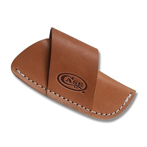 (Case 50232 Large Leather Side Draw Belt Sheath)