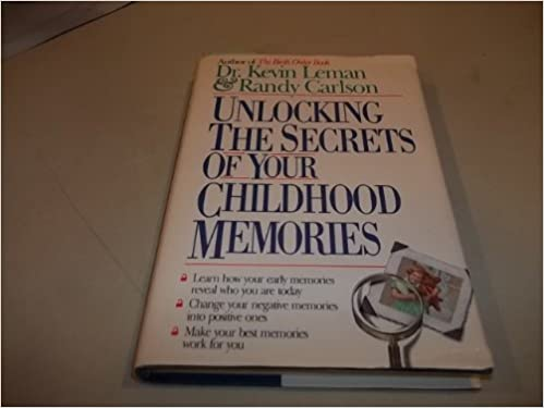 Unlocking the Secrets of Your Childhood Memories: Kevin Leman ...