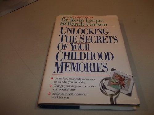 Unlocking the Secrets of Your Childhood Memories PDF
