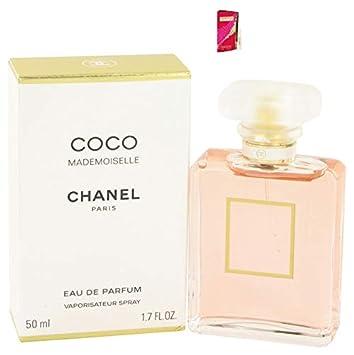 7b78a9f141 Amazon.com : Chánél Côcô Mádemôisêllê Perfúme For Women Eau De Parfum Spray  1.7 oz. Free! MA 0.04 oz : Beauty