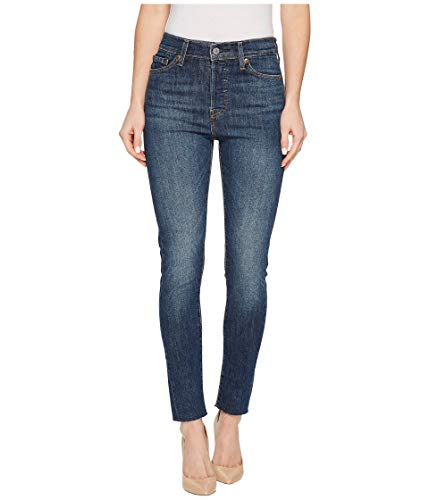 Levi's Women's Skinny Jeans, Wedgie from The Block, 24 (US 00)