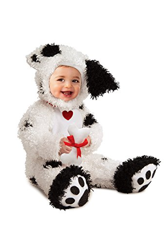 Tv Movie Themed Costumes (Rubie's Costume Co Dalmatian Costume, 12-18 Months)